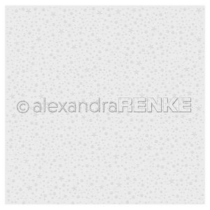 Alexandra Renke Dotted with Stars Embossing Folder class=