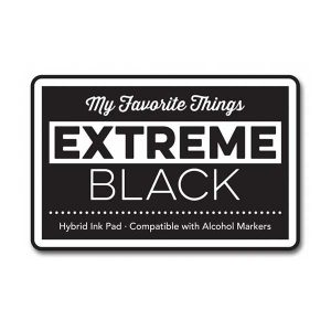My Favorite Things Extreme Black Hybrid Ink Pad