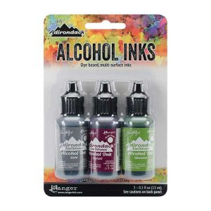Tim Holtz Alcohol Inks – Cottage Path