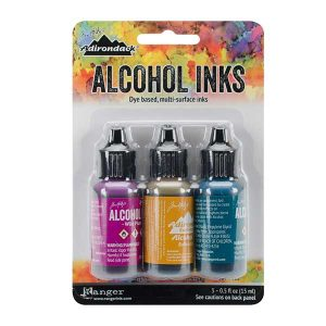 Tim Holtz Alcohol Inks – Nature Walk
