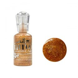 Nuvo Glitter Drops – Golden Sunset