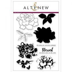 Altenew Build-A-Flower: Gardenia