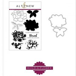 Altenew Build-A-Flower: Gardenia