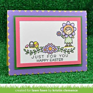 Lawn Fawn Simply Celebrate Stamp Set class=