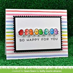 Lawn Fawn Simply Celebrate Stamp Set