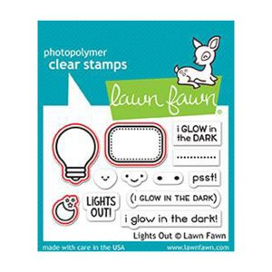 Lawn Fawn Lights Out Stamp Set class=