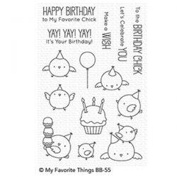 My Favorite Things BB Birthday Chicks