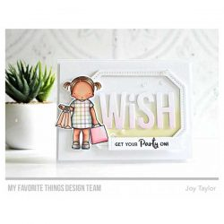 My Favorite Things Anything-but-Basic Birthday Wishes Stamp Set