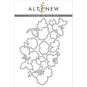 Altenew Frosted Garden Die Set