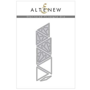 Altenew Shattered Triangle Die Set