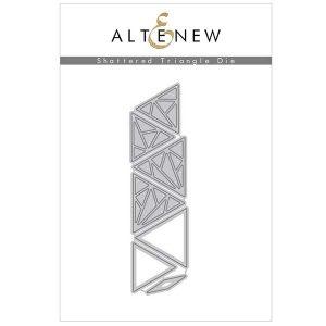 Altenew Shattered Triangle Die Set