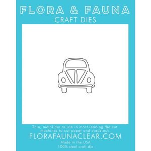 Flora & Fauna Volkswagon Car Die