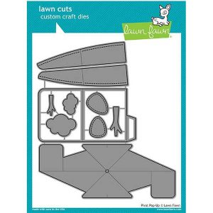 Lawn Fawn Pivot Pop-up Lawn Cuts