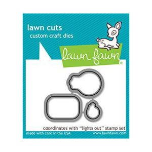 Lawn Fawn Lights Out Lawn Cuts