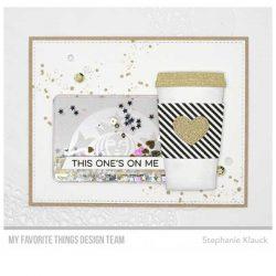 My Favorite Things Die-namics Gift Card Window & Frame