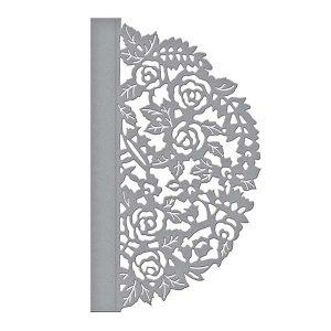 Spellbinders Shapeabilities Floral Gatefold Etched Dies