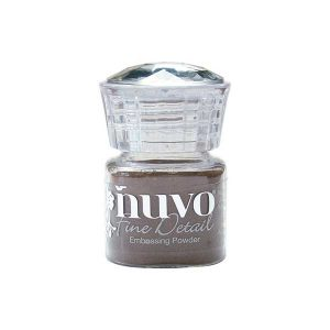Nuvo Fine Detail Embossing Powder - Copper Blush class=