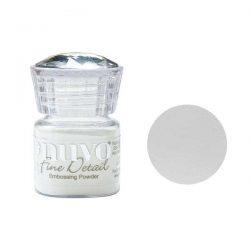 Nuvo Fine Detail Embossing Powder - Glacier White