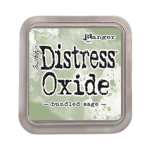 Tim Holtz Distress Oxide Ink Pad – Bundled Sage