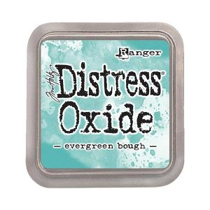 Tim Holtz Distress Oxide Ink Pad – Evergreen Bough class=