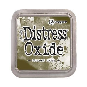 Tim Holtz Distress Oxide Ink Pad – Forest Moss class=
