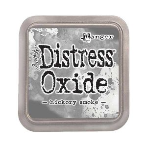 Tim Holtz Distress Oxide Ink Pad – Hickory Smoke class=