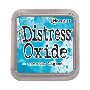 Tim Holtz Distress Oxide Ink Pad – Mermaid Lagoon class=
