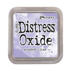 Tim Holtz Distress Oxide Ink Pad – Shaded Lilac