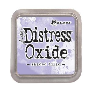 Tim Holtz Distress Oxide Ink Pad – Shaded Lilac class=