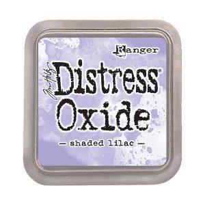 Tim Holtz Distress Oxide Ink Pad – Shaded Lilac