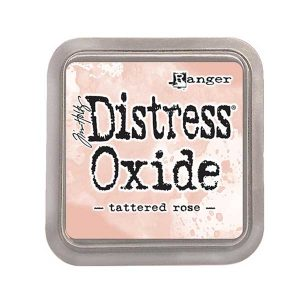 Tim Holtz Distress Oxide Ink Pad – Tattered Rose