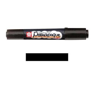 Sakura Permapaque Paint Marker Dual Point – Black