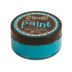 Dylusions Blendable Acrylic Paint – Calypso Teal