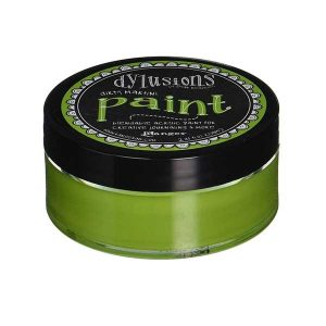 Dylusions Blendable Acrylic Paint – Dirty Martini class=