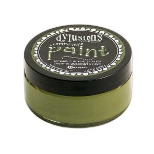 Dylusions Blendable Acrylic Paint – Chopped Pesto
