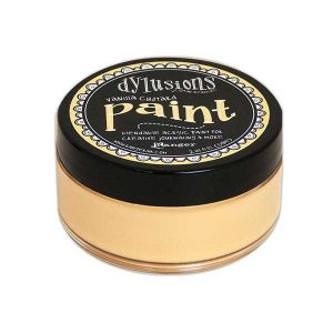 Dylusions Blendable Acrylic Paint – Vanilla Custard