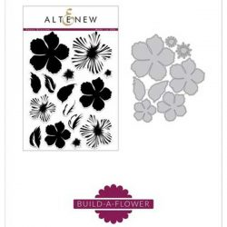 Altenew Build-A-Flower: Peony Blossom Stamp & Die Bundle
