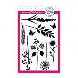 Catherine Pooler Designs Wild Garden Stamp Set