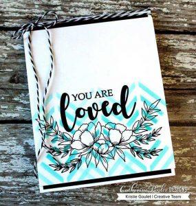Catherine Pooler Designs Grateful Heart Stamp class=