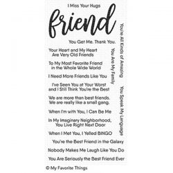 My Favorite Things Anything-but-Basic Friendship