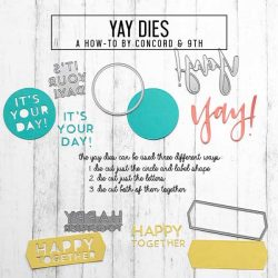 Concord & 9th Yay Dies