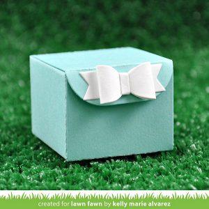 Lawn Fawn Tiny Gift Box Lawn Cuts class=