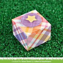 Lawn Fawn Tiny Gift Box Lawn Cuts