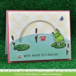 Lawn Fawn Slide On Over Semicircles