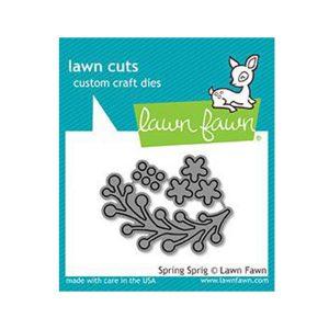 Lawn Fawn Spring Sprig Lawn Cuts