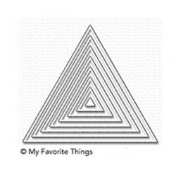 My Favorite Things Die-namics Triangle STAX