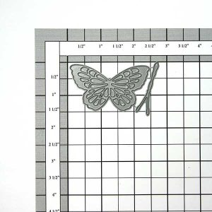Poppystamps Theo Butterfly Die class=
