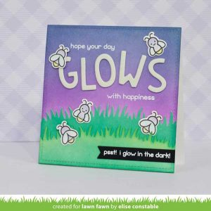 Lawn Fawn Glow-In-The-Dark Embossing Powder class=