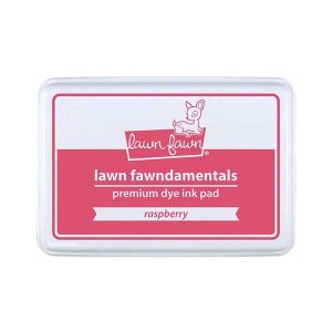 Lawn Fawn Raspberry Ink Pad