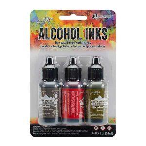 Tim Holtz Alcohol Inks - Tuscan Garden